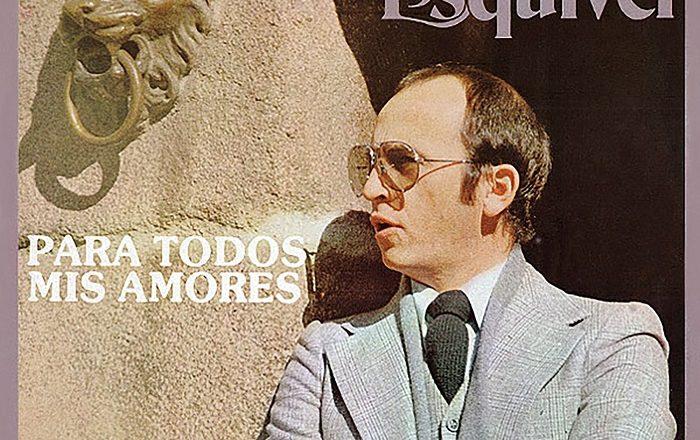 Para Todos Mis Amores - Sergio Esquivel - Portada