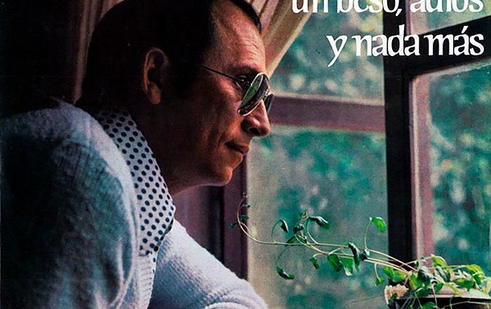 Sergio Esquivel Un Beso Adiós y Nada Más 1978 Portada