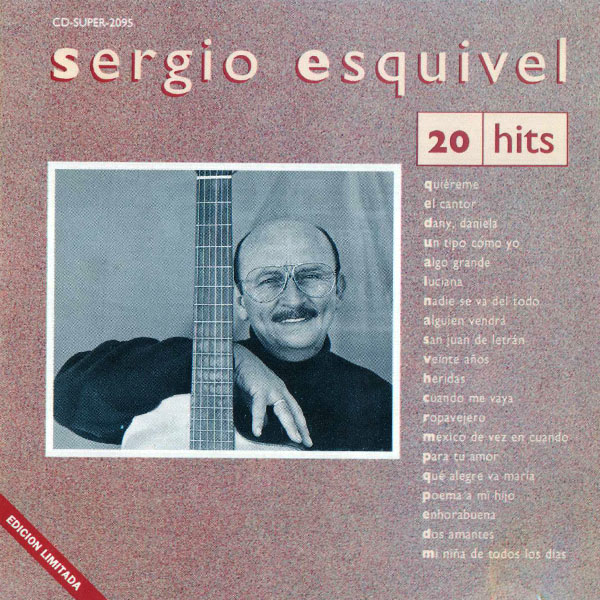 20 Hits - Sergio Esquivel - Portada