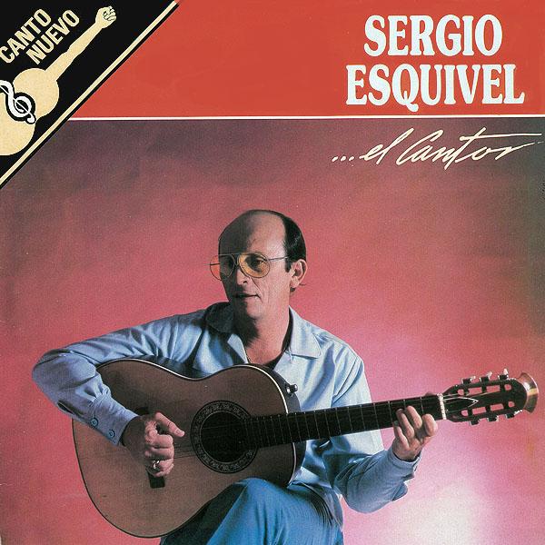 El Cantor - Sergio Esquivel - Portada