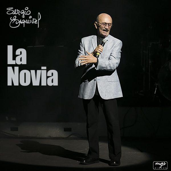 La Novia - Sergio Esquivel - Portada