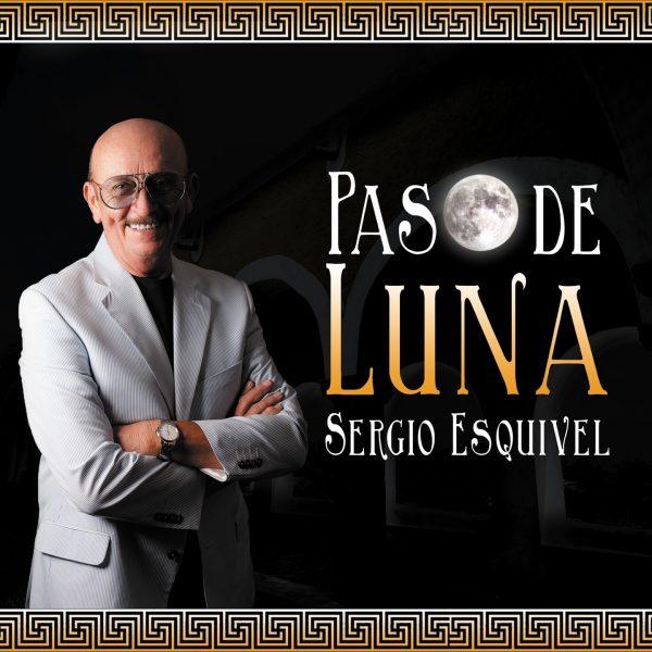 Paso de Luna - Sergio Esquivel - Portada