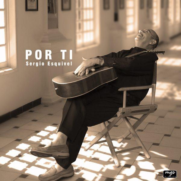 Por Ti - Sergio Esquivel - Portada