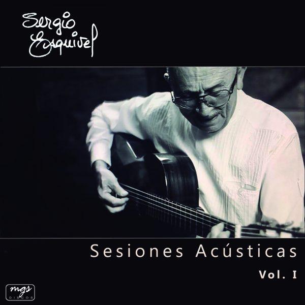 Sesiones Acusticas - Sergio Esquivel - Portada